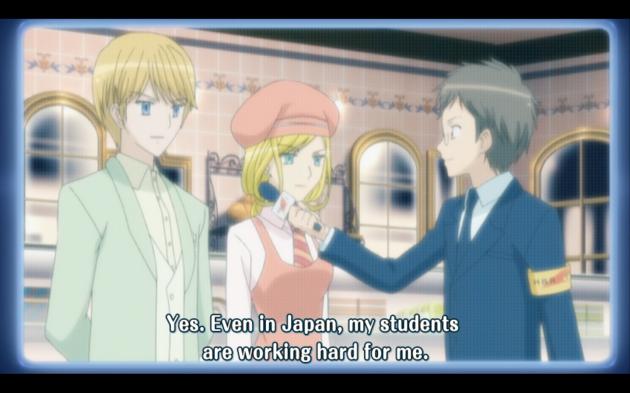 yumeiro patissiere professional episode 8