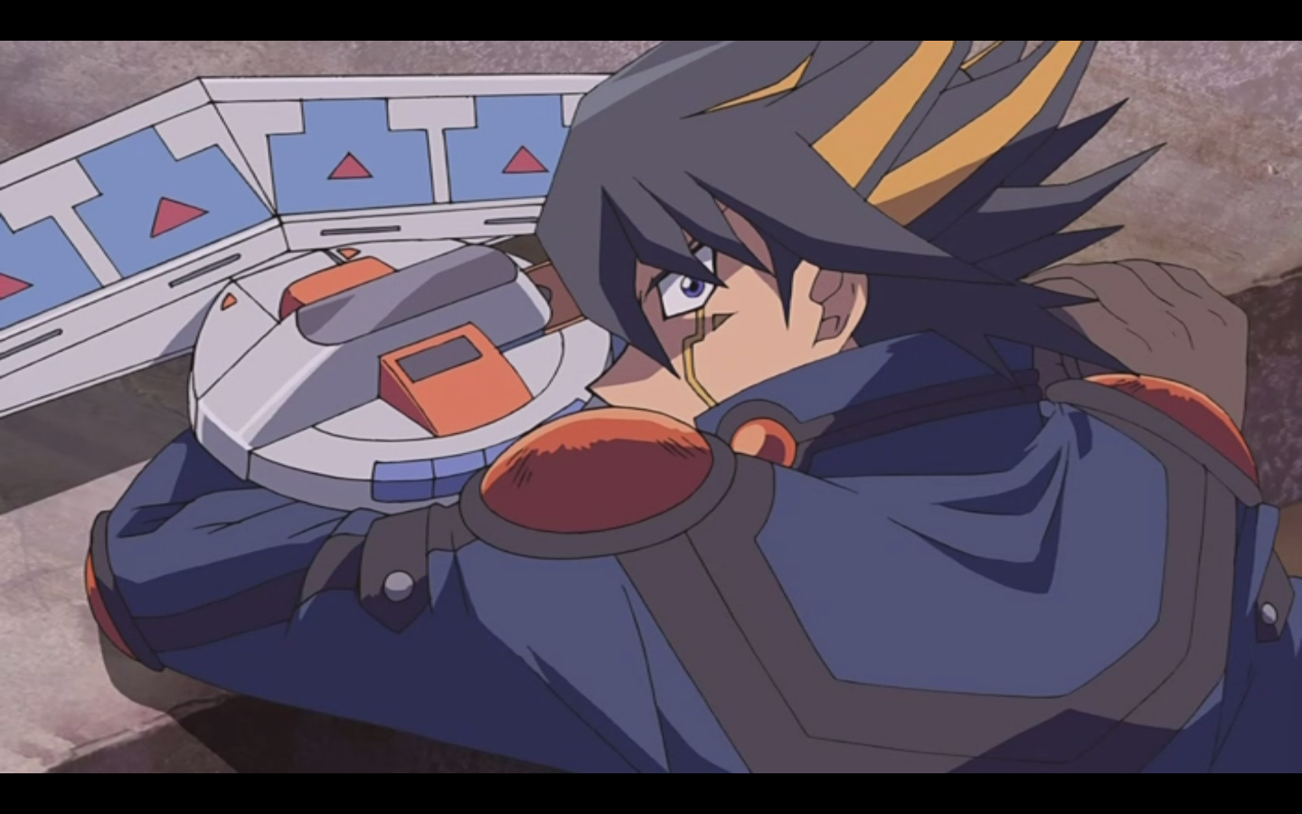 Yu Gi Oh 5ds Ep 61 The Race Against Time